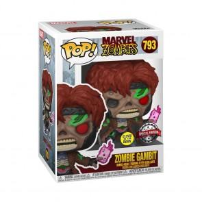 Marvel Zombies - Gambit Glow US Exclusive Pop! Vinyl