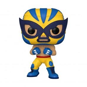X-Men - Luchadore Wolverine Pop! Vinyl