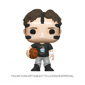The Office - Basketball Dwight (with chase) US Exclusive Pop! Vinyl