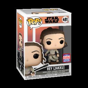 Star Wars: Across the Galaxy - Rey Jakku Pop! Vinyl SDCC 2021