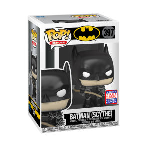 Batman - Batman with Scythe Pop! Vinyl SDCC 2021