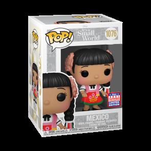 Disney - Small World Mexico Pop! Vinyl SDCC 2021