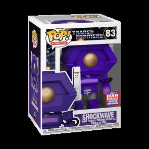 Transformers - Shockwave Pop! Vinyl SDCC 2021