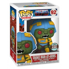 Masters of the Universe - Snake Man-At-Arms Pop! Vinyl