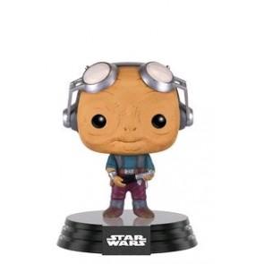 Star Wars - Maz Kanata no Glasses Episode 7 The Force Awakens Pop! Vinyl Figure