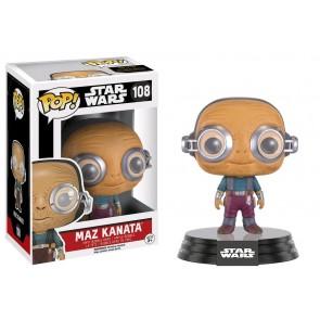 Star Wars - Maz Kanata Episode 7 The Force Awakens Pop! Vinyl Figure