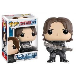 Captain America 3: Civil War - Winter Soldier Pop! Vinyl Figure