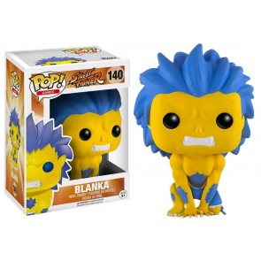 Street Fighter - Blanka Hyper Fighting Pop! Vinyl