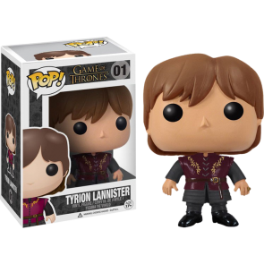 Game of Thrones - Tyrion Pop! Vinyl Figure