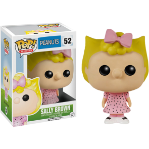 Peanuts - Sally Brown Pop! Vinyl Figure