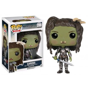 Warcraft Movie - Garona Pop! Vinyl Figure