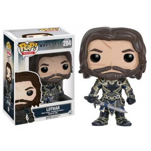 Warcraft Movie - Lothar Pop! Vinyl Figure