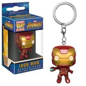 Avengers 3: Infinity War - Iron Man Pocket Pop! Keychain
