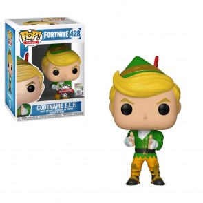 Fortnite - Codename E.L.F. US Exclusive Pop! Vinyl