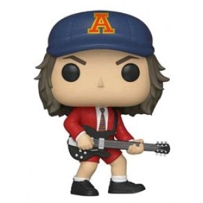 AC/DC - Angus Young Red Jacket US Exclusive Pop! Vinyl