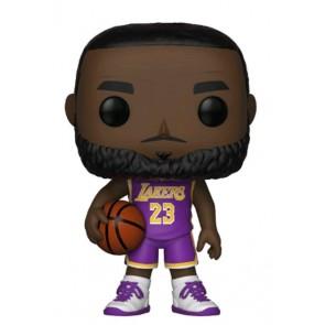 NBA: Lakers - Lebron James (Purple) US Exclusive Pop! Vinyl