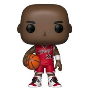 NBA: Bulls - Michael Jordan Rookie Uniform US Exclusive Pop! Vinyl
