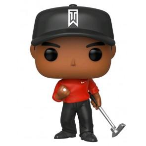 Golf - Tiger Woods Red Shirt Pop! Vinyl