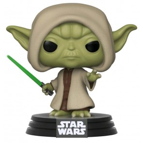 Star Wars: Battlefront - Yoda Hooded US Exclusive Pop! Vinyl