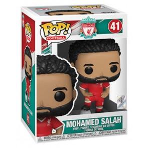 Football: Liverpool - Mohamed Salah Pop! Vinyl