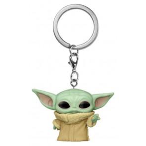 Star Wars: The Mandalorian - The Child Pocket Pop! Keychain