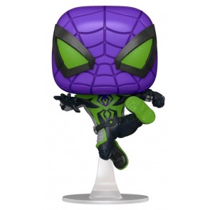 Marvel's Spider-Man: Miles Morales - Purple Reign Pop! Vinyl