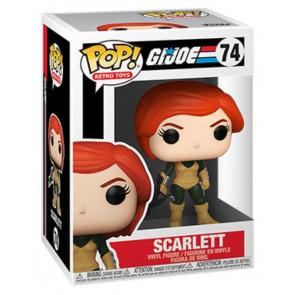 G.I. Joe - Scarlett Pop! Vinyl