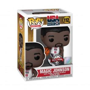 NBA: Legends - Magic Johnson92 Team USA WH Pop! RS