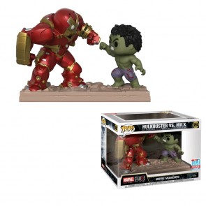 Avengers 2 - Hulk vs Hulkbuster Movie Moments Pop! Vinyl NYCC 2018