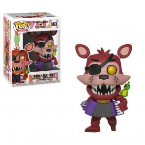 Five Nights at Freddy's: Pizza Sim - Rockstar Foxy Pop! Vinyl