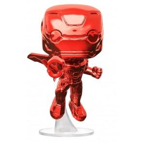 Avengers 3: Infinity War - Iron Man Red Chrome US Exclusive Pop! Vinyl