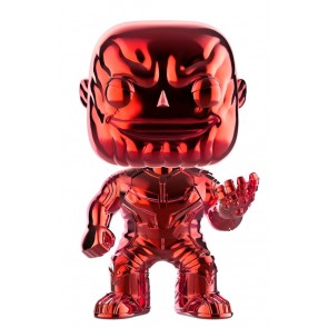 Avengers 3: Infinity War - Thanos Red Chrome US Exclusive Pop! Vinyl