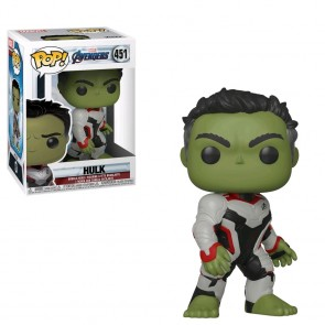 Avengers 4: Endgame - Hulk (Team Suit) Pop! Vinyl