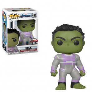 Avengers 4: Endgame - Smart Hulk US Exclusive Pop! Vinyl