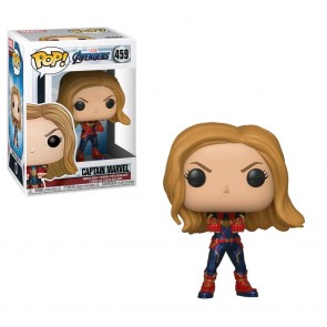 Avengers 4: Endgame - Captain Marvel Pop! Vinyl
