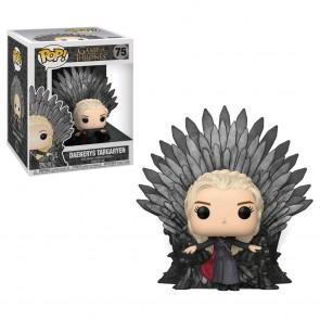 Game of Thrones - Daenerys on Iron Throne Pop! Deluxe