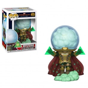 Spider-Man: Far From Home - Mysterio Pop! Vinyl