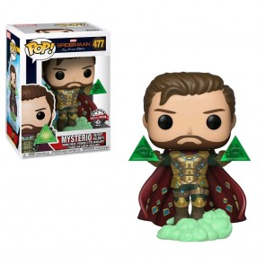 Spider-Man: Far From Home - Mysterio Unmasked US Exclusive Pop! Vinyl