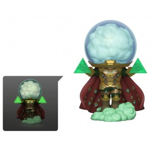 Spider-Man: Far From Home - Mysterio Glow US Exclusive Pop! Vinyl