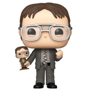 The Office - Dwight withBobblehead Pop! Vinyl NYCC 2019