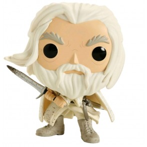 The Lord of the Rings - Gandalf the White with Sword US Exclusive Pop! Vinyl