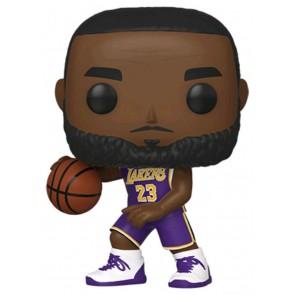NBA: Lakers - Lebron James Pop! Vinyl