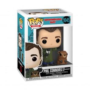 Groundhog Day - Phil with Punxsutawney Phil Pop! Vinyl