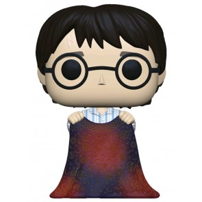 Harry Potter - Harry with Invisibility Cloak Pop! Vinyl
