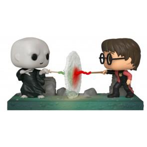 Harry Potter - Harry vs Voldemort Movie Moment Pop! Vinyl