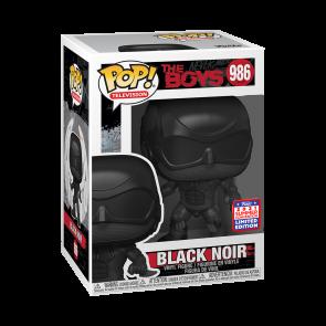 The Boys - Black Noir Pop! Vinyl SDCC 2021