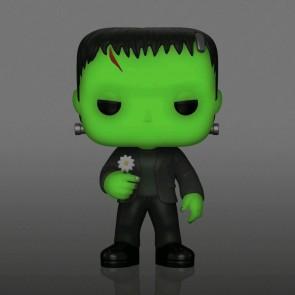 Universal Monsters - Frankenstein with Flower Glow US Exclusive Pop! Vinyl