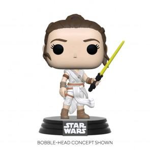 Star Wars - Rey with Yellow Saber Pop! Vinyl