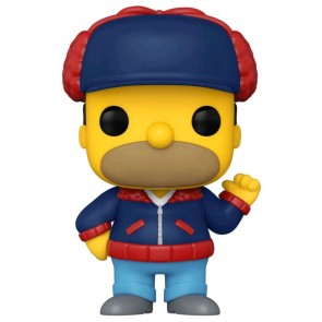 The Simpsons - Mr Plow US Exclusive Pop! Vinyl