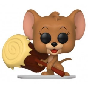 Tom and Jerry (2021) - Jerry with Mallet Pop! Vinyl